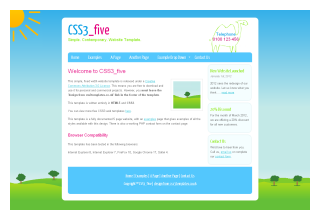 CSS3_five