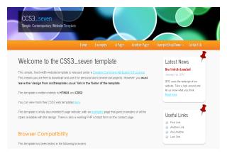 CSS3_seven
